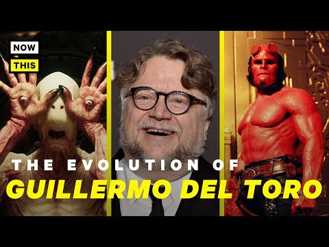The Evolution of Guillermo del Toro | NowThis Nerd