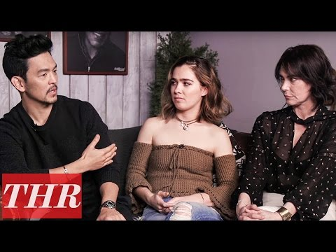 John Cho, Haley Lu Richardson, Parker Posey, & Rory Culkin Talk 'Columbus'  Sundance 2017