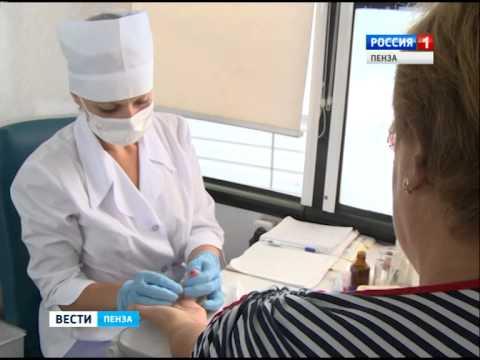 Пензенские доноры сдали почти 150 литров крови