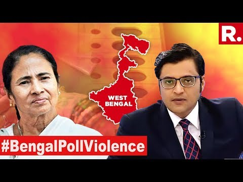 Mamata Banerjee Fielding 'Own Force' In West Bengal?| The Debate With Arnab Goswami