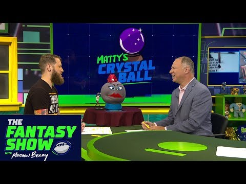 Week 4 Fantasy Crystal Ball Predictions| The Fantasy Show | ESPN