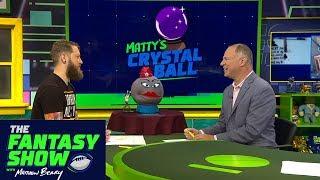 Week 4 Fantasy Crystal Ball Predictions  The Fantasy Show   ESPN