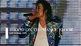 Michael Jackson Blood On The Dance Floor Live In Basel 60fps