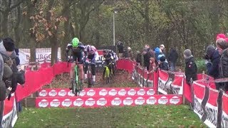 Cyclocross:  Soudal GP Hasselt 2017 -  Elite Men
