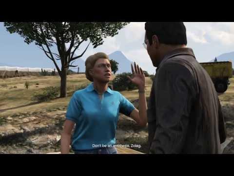 Grand Theft Auto 5 - Secret Mission - Epsilon Walkthrough