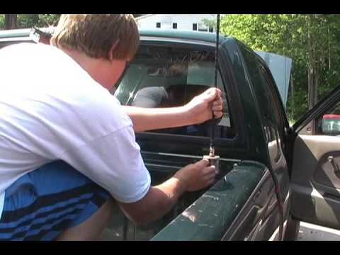 Cb Radio Antenna Install Youtube