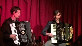 """""""Mystérieuse"""" by Jo Privat – Will Holshouser and Dallas Vietty, Accordion"""