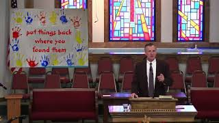 Pastor Tim Hall - Sermon - A Child's Lesson
