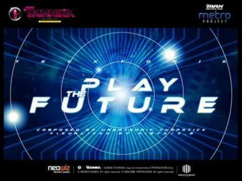 Djmax Technika Platinum Mix - Play the Future (Full version)