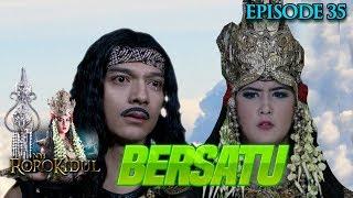 Jaka Tarub & NawangWulan Bersatu Melawan Prabu Akasa - Nyi Roro Kidul Eps 35 PART 1