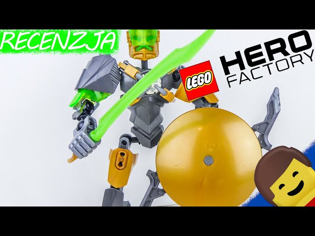 LEGO HERO FACTORY 44002 Rocka / Recenzja