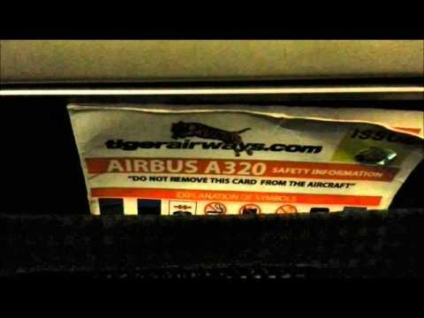 TigerAir TT 271 SYD - MEL