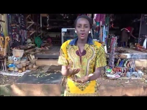 Art and Craft in Uganda the Pearl of Africa, BY Mildred Elony