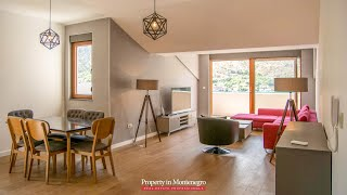 Penthouse for sale in Kotor - Property in Montenegro(, 2017-11-20T23:38:21.000Z)