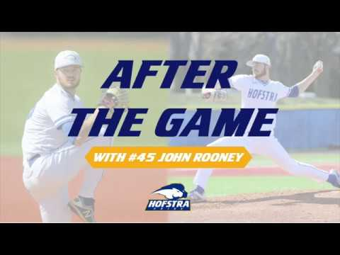 BB: After The Game With Hofstra Baseball's John Rooney (5/10/18)