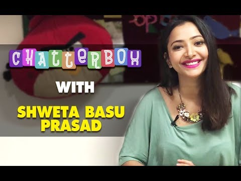 Shweta Basu Prasad Answers Rapid Fire Questions | Chatter Box | SpotboyE