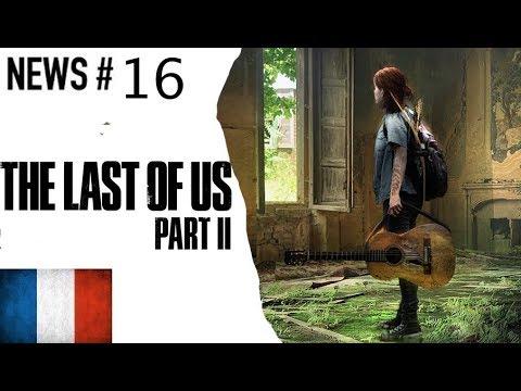 [FR] The Last of Us Part II : la scène finale a été tournée - Neil Druckmann le montre sur Twitter