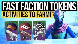 Destiny 2 | THE NEW FASTEST FACTION TOKEN FARM! - Lost Sector Chest Lockout Fix & Fastest Legit Way!
