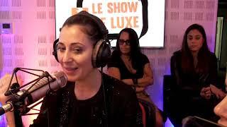 Le coup de gueule de Magali Berdah dans Le Show Deluxe sur Voltage