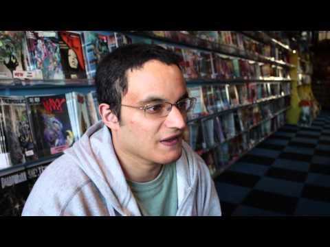 Comic Book Production: Specter-X