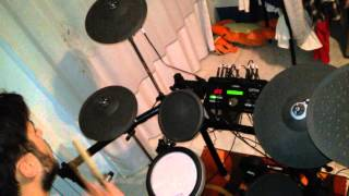 R U Mine? - Arctic Monkeys Drum Cover By: Fiore Matteo