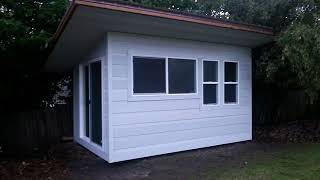 How To Build A Tiny House For $2000 In 7 Days