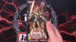 Yugioh Collectors Pack Duelist of Destiny Box Opening - Critias & Hermos Cards
