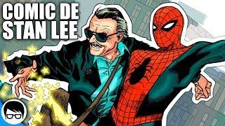 """STAN LEE SALVA A SPIDERMAN """"Comic en memoria de Stan Lee"""""""