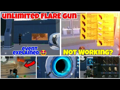 Download Unlimited Flare Gun Trick Not Working 👎 |  Traverse Insectoid Mode Pubg Mobile New Update | Rega Yt