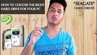 How to choose a hard drive from Seagate [HINDI]