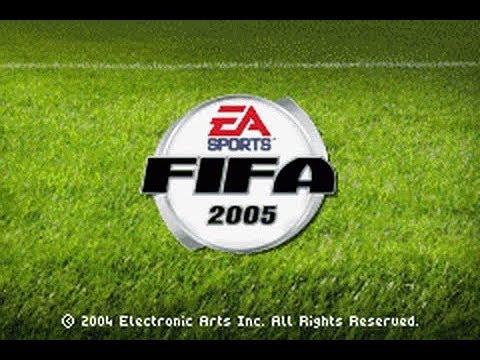 fifa soccer 2005 ps1