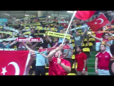 GFB ve ultrAslan - Türkiye vs. Ingiltere