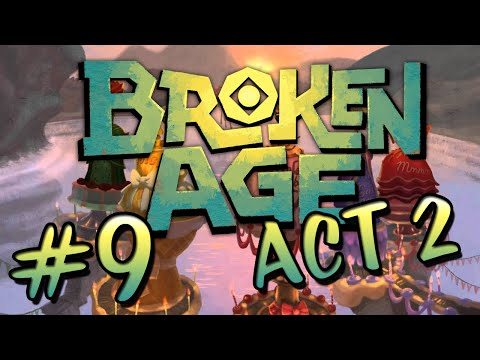 Broken Age Act 2 #9 - Take Off