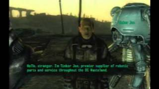 Fallout 3 how to have 6 followers