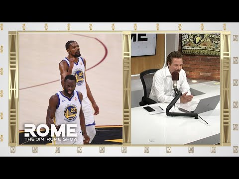 Draymond Green suspended | The Jim Rome Show