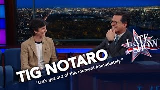 Tig Notaro Has No Fear Of Awkward Moments