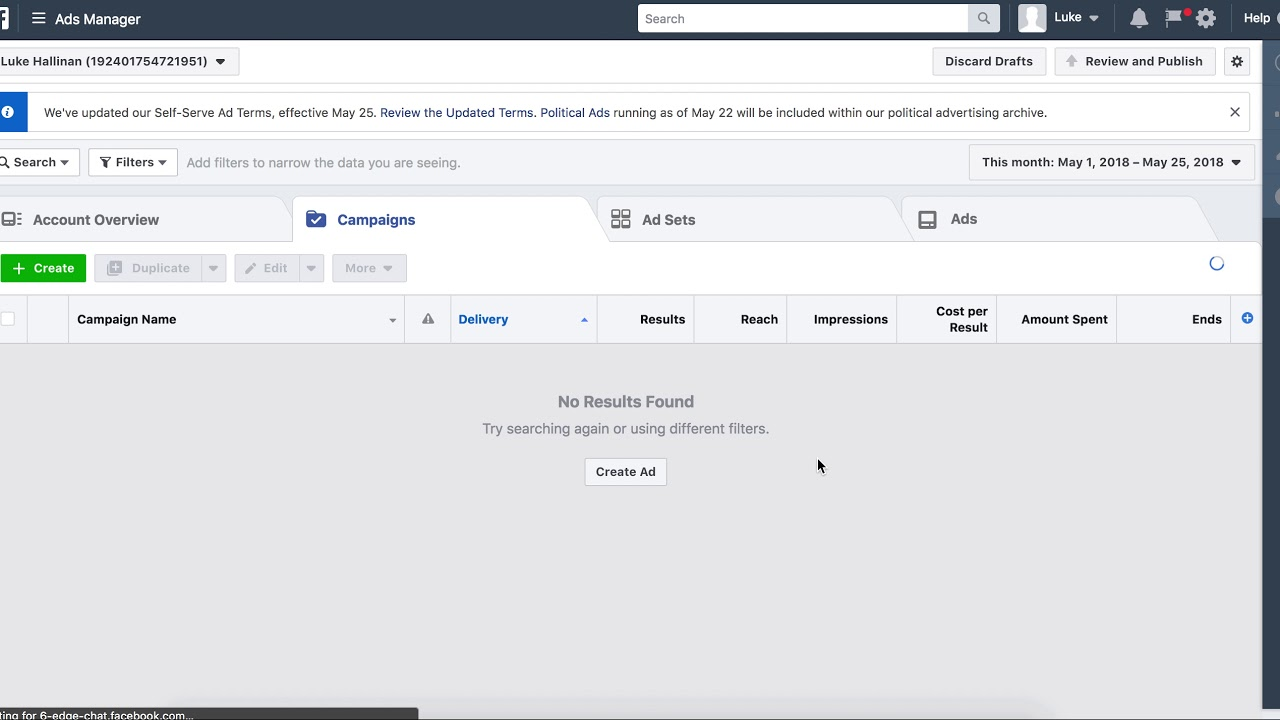 Adding Payment Details To Facebook Ad Account