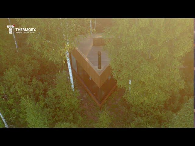 Thermory Benchmark Ash - Maidla Nature Resort