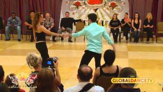Improv West Coast Swing - Ben Morris & Tessa Cunningham