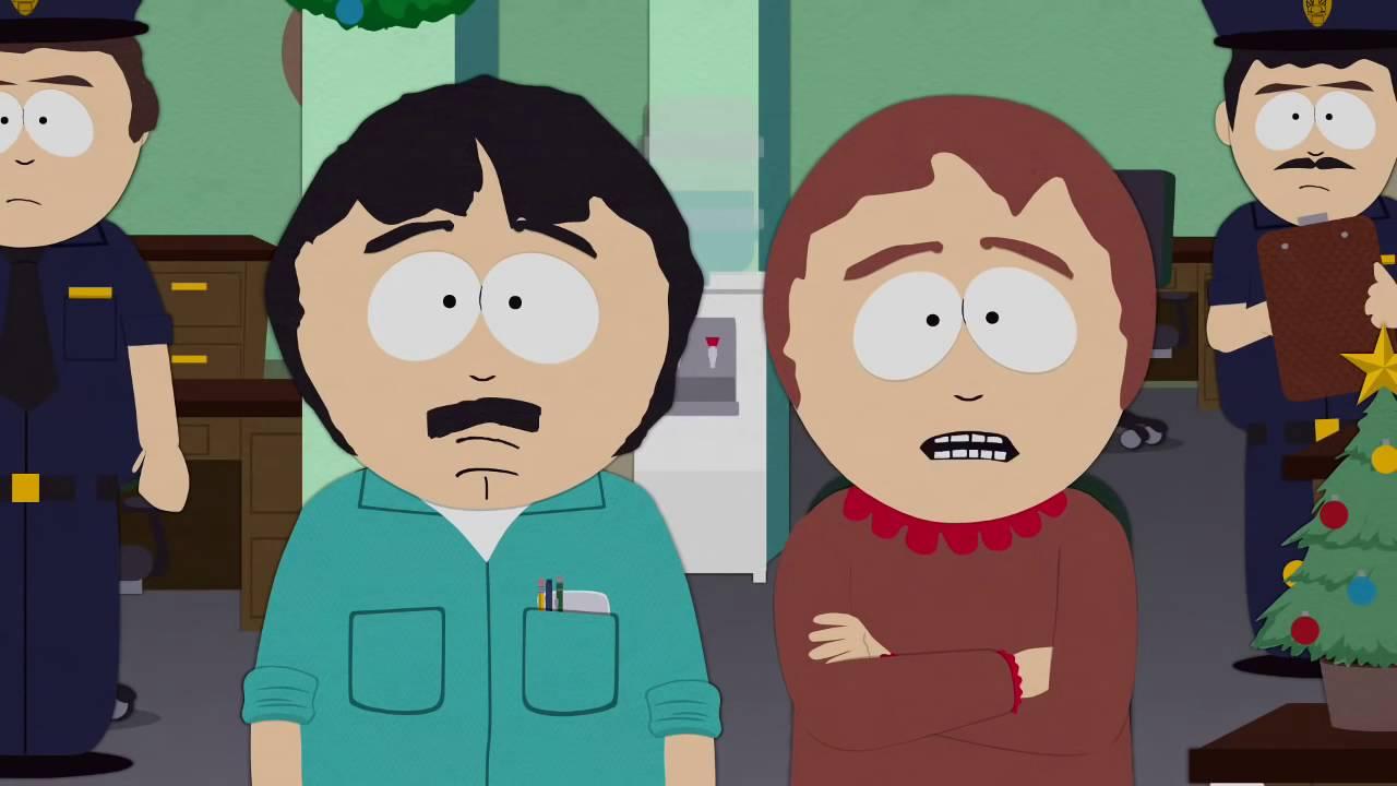 #HappyHolograms   South Park Season Finale