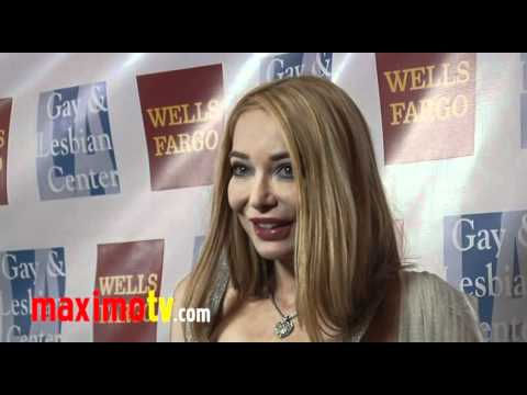 LORIELLE NEW at L.A. Gay & Lesbian Center's 39th Anniversary Gala & Auction