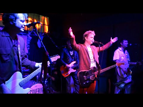 The Coverups (Green Day) - Whole Lotta Love (Led Zeppelin cover) and My Sharona (The Knack cover)