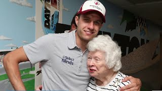 Nascar's 99-year-old employee a fixture in Daytona