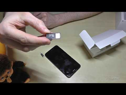 Huawei P8 Lite (2017): How To Insert The MicroSD Card? Installation Of The Micro SD