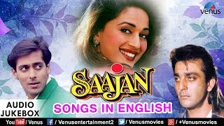Saajan | 90's Hit Songs | English Version | Unforgettable Love Songs