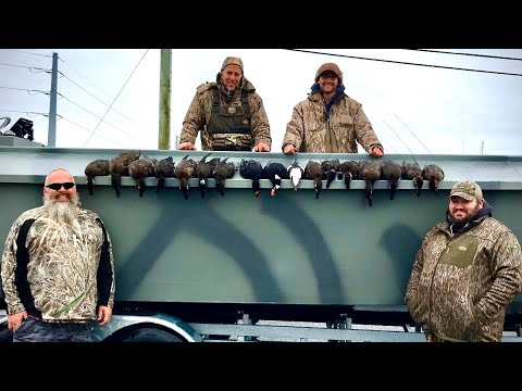 PITBOSS WATERFOWL: SEA DUCK HUNTING