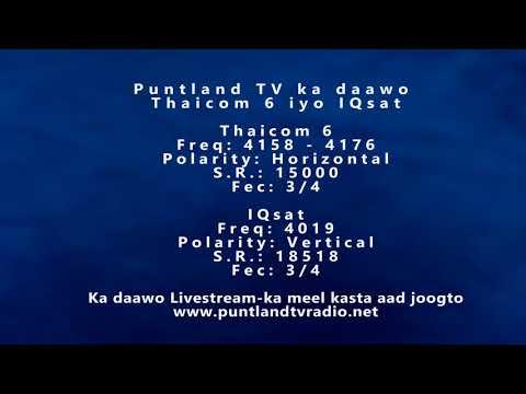 Download Ogeysiis Frequency Ga Cusub Ee Puntland Tv MP3, MKV