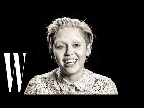 Miley Cyrus: Screen Test