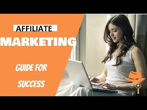 Affiliate Marketing Guide for Success