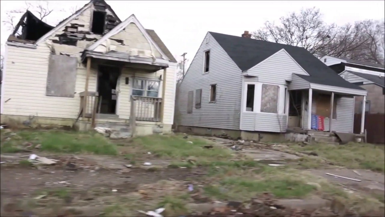 WORST HOODS IN DETROIT COMPILATION